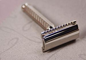 Элитный набор для бритья Т-образной бритвой
