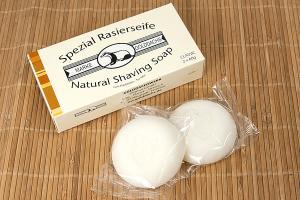 Сменные куски мыла для бритья 2*60г