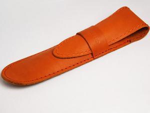 Кожаный чехол для опасной бритвы